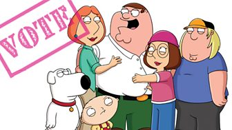 Family Guy - Vote for your greatest freakin' Griffin ever!