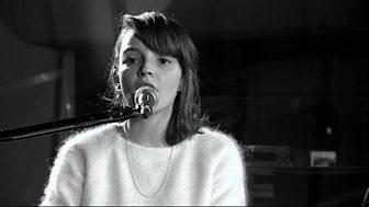 BBC Radio Scotland - Chvrches, Do I Wanna Know? (Arctic Monkeys Cover)