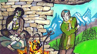 Frankenstein - English through stories