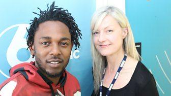 BBC Radio 6 Music - Kendrick Lamar, Key of Life