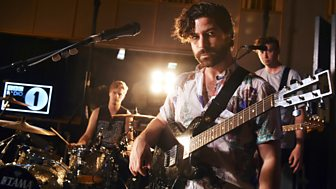 Foals frontman in 100 Guitars project