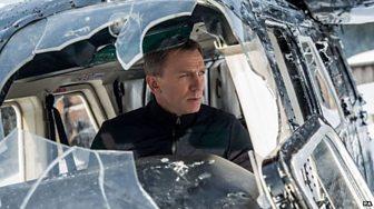 BBC News - James Bond Spectre trailer launches