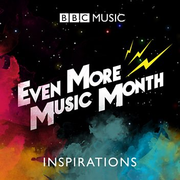 Even More Music Month - Inspirations 2014