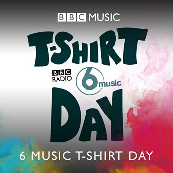 6 Music T-Shirt Day 2015