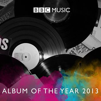 BBC 6 Music's Albums of the Year 2013