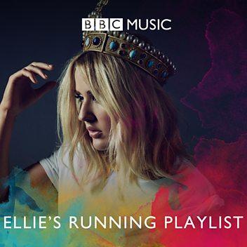 Ellie Goulding's Running Playlist