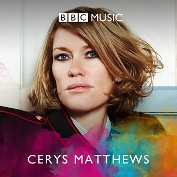 6 Music Recommends Day: Cerys Matthews