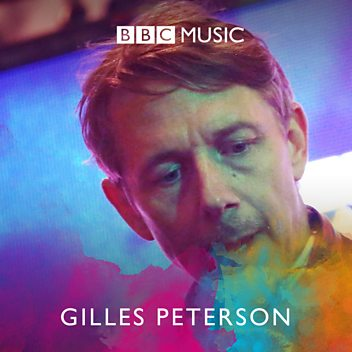 6 Music Recommends Day: Gilles Peterson