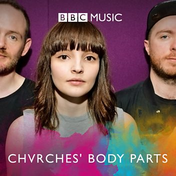 Chvrches' Body Parts Playlist