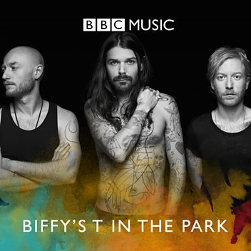 Biffy Clyro's T in the Park Playlist