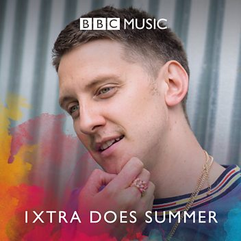 1Xtra Does Summer with Toddla T