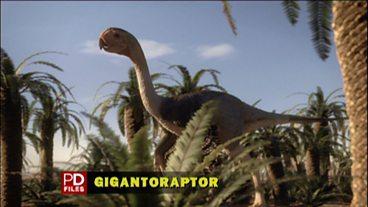 BBC Two - Planet Dinosaur, Gigantoraptor - profile