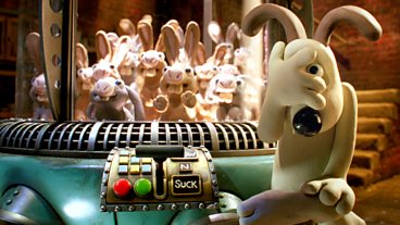 Wallace And Gromit In The Curse Of The Were-rabbit - Episode 14-09-2019