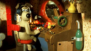 Wallace And Gromit: A Grand Day Out - Episode 03-08-2019