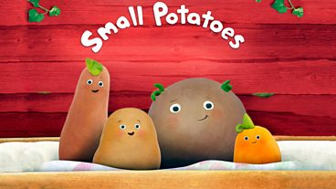 Small Potatoes - I Love School