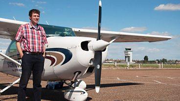 The Flying Archaeologist - The Thames: Secret War