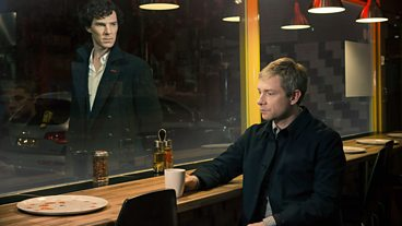 BBC One - Sherlock, Series 3 - Interactive Trailer