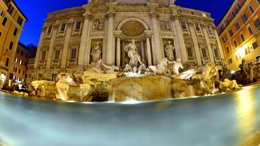 Rome in 60 seconds, 06/09/2014 GMT, The Travel Show - BBC World News