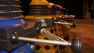Making a Dalek