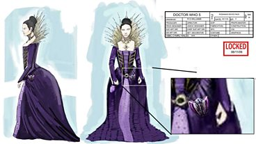 The Vampires of Venice: Concept Art