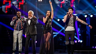 The Voice UK Final: In Pictures