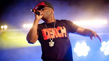 Lethal Bizzle at Hackney Weekend