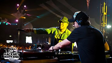 Andy C - Hackney Weekend Gallery