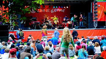 Womad 2011: Picture Gallery