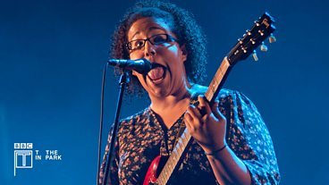 Alabama Shakes at T in the Park 2012