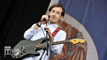 Bombay Bicycle Club at T in the Park 2012