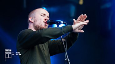 Maverick Sabre at T in the Park 2012