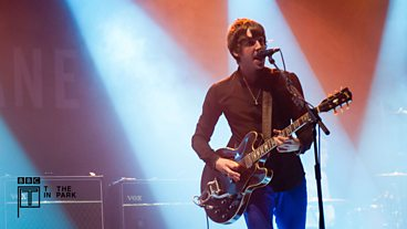 Miles Kane at T in the Park 2012