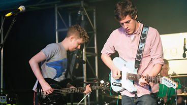 BBC Introducing Stage