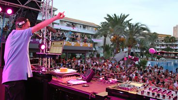 1Xtra DJs Live in Majorca
