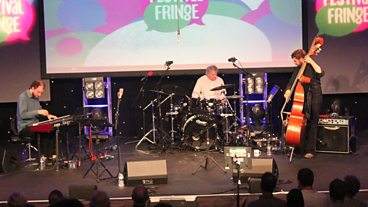 The Jazz House at the Edinburgh Festival 2012