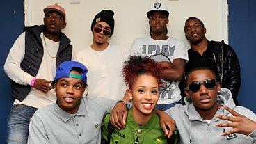 1Xtra is 10: Homegrown - the Future session