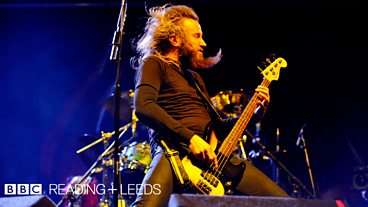 Mastodon at Reading and Leeds 2012