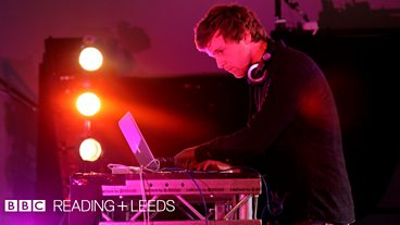 Ifan Dafydd at Reading Festival 2012