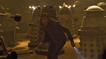 More Images from Asylum of the Daleks