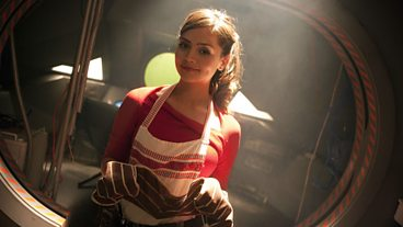 Jenna-Louise Coleman's Doctor Who Debut!