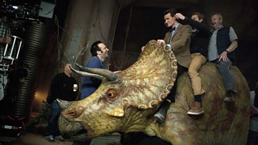 Dinosaurs on a Spaceship: Behind-the-Scenes