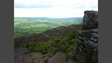 The Roaches (in the Peak District National Park)