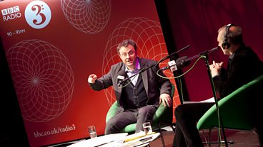 Lee Hall - BBC Radio 3 Free Thinking Festival 2012