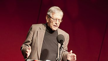 Amos Oz - BBC Radio 3 Free Thinking Festival 2012