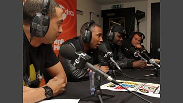 1Xtra Summer Soundclash: pre-battle press conference