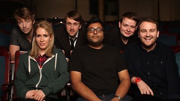 The BBC New Comedy Award 2012 final