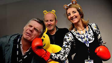 CiN Knockout Quiz Round Three - John Beattie v Kaye Adams