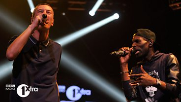 Devlin at 1Xtra Live 2012