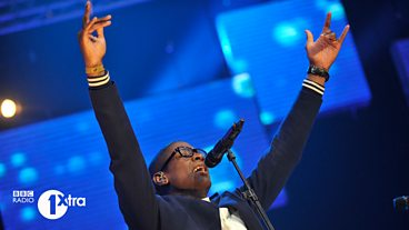 Labrinth at 1Xtra Live 2012