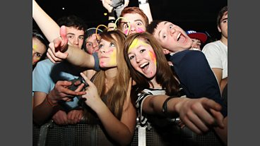 Audience photos - Deadmau5 live at Earls Court